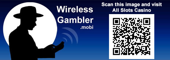QR Code for All Slots Mobile Casino